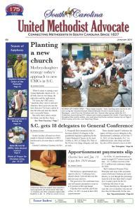 Planting a new church