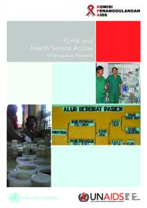 PLHIV and Health Service Access