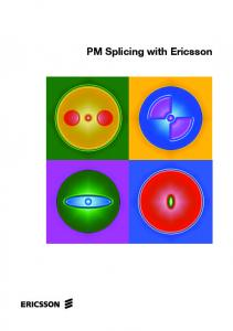 PM Splicing with Ericsson