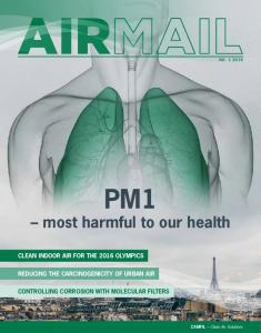 PM1 most harmful to our health