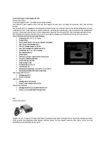 POE Product Description