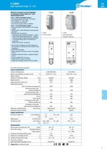 pole 17.5 mm wide. electronic ballast W