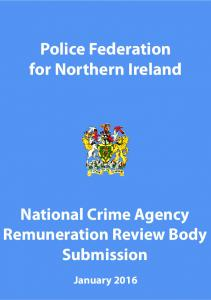 Police Federation for Northern Ireland