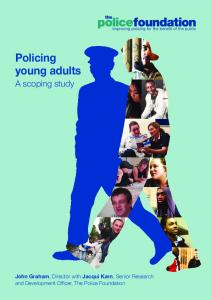 Policing young adults