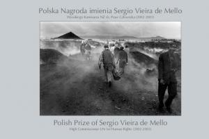 Polish Prize of Sergio Vieira de Mello High Commissioner UN for Human Rights ( )
