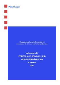 Polizei Hessen AL- UND VERKE