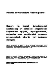 Polskie Towarzystwo Flebologiczne