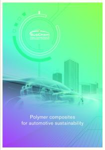 Polymer composites for automotive sustainability