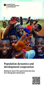 Population dynamics and development cooperation