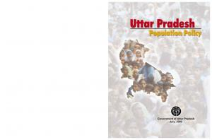 Population Policy of Uttar Pradesh