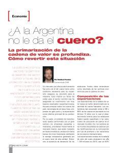 Por Esteban Ferreira Economista de CIMA