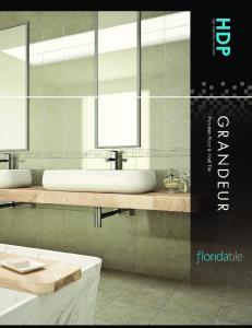 Porcelain Floor & Wall Tile