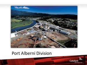 Port Alberni Division