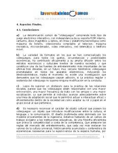 PORTAL DE EDUCACION Y ENTRETENIMIENTO