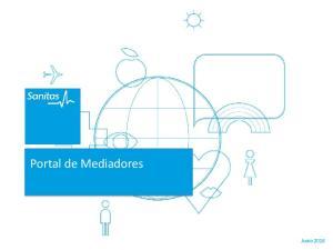 Portal de Mediadores Junio 2016