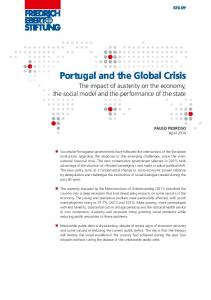 Portugal and the Global Crisis