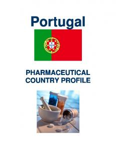 Portugal PHARMACEUTICAL COUNTRY PROFILE