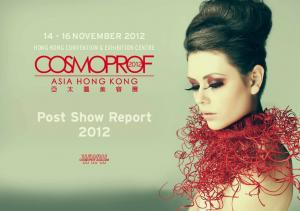 Post Show Report 2012