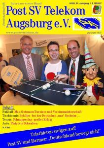 Post SV Telekom Augsburg e.v