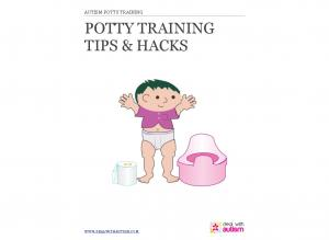 POTTY TRAINING TIPS & HACKS