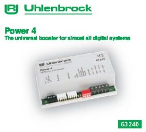 Power 4 The universal booster for almost all digital systems