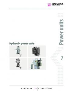 Power units. Hydraulic power units. hydraulic hydraulic hydraulic. hydraulic hydraulic