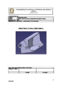 PRACTICA 3: PALA MECANICA