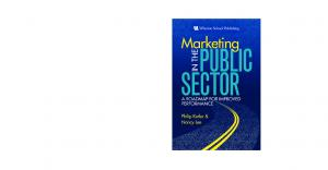 Praise for Marketing in the Public Sector
