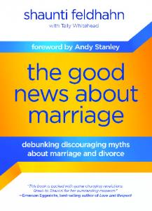 Praise for The Good News About Marriage