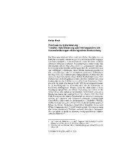 Praktiken der Lokalisierung. Transfer, Hybridisierung und Interdependenz als Herausforderungen ethnologischer Beobachtung