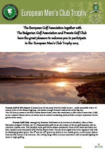 Pravets Golf & SPA Resort Pravets Golf Club