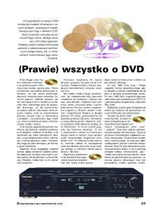 (Prawie) wszystko o DVD