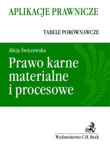 Prawo karne materialne i procesowe