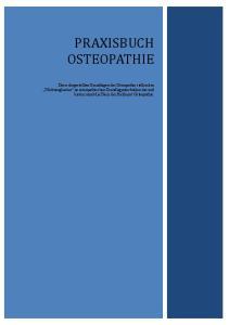 PRAXISBUCH OSTEOPATHIE