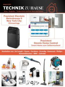 Praxistest Devolo Home Control Smart Home zum Selbermachen!