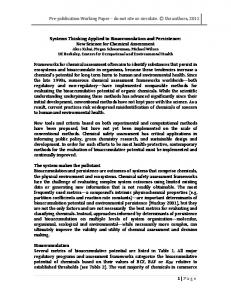Pre-publication Working Paper do not cite or circulate. the authors, 2011