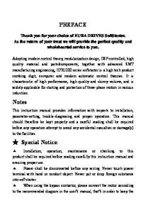 PREFACE. Notes. Special Notice: