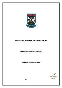 PREFEITURA MUNICIPAL DE CHARQUEADAS