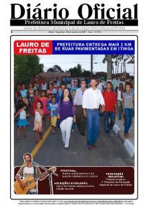 Prefeitura Municipal de Lauro de Freitas