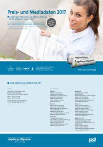 Preis- und Mediadaten 2017