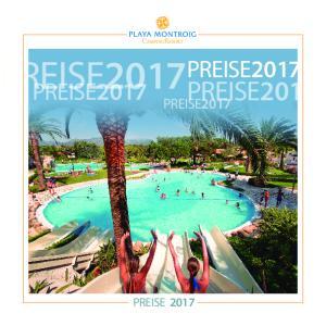 PREISE2017 PREISE2012 PREISE 2017