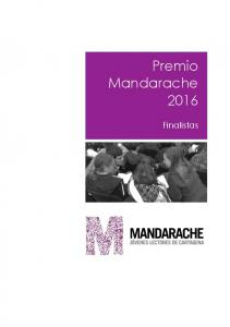 Premio Mandarache Finalistas