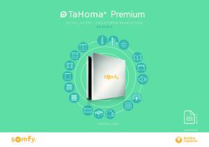 Premium INSTALLATIONS- UND GEBRAUCHSANLEITUNG DEUTSCH TAHOMA-BOX.  - INSTALLATIONS- UND GEBRAUCHSANLEITUNG