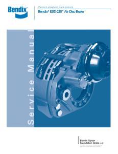 Premium wheel-end brake products