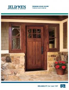Premium wood doors Exterior and Interior