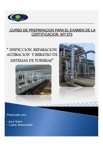 Preparado por: José Nieto Carlos Beresneide