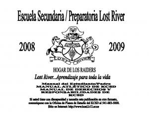 PREPARATORIA LOST RIVER