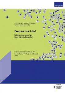 Prepare for Life! Raising Awareness for Early Literacy Education