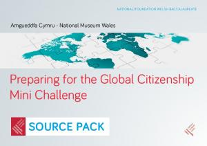 Preparing for the Global Citizenship Mini Challenge