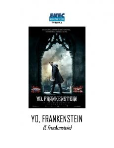 Presenta. YO, FRANKENSTEIN (I, Frankenstein)